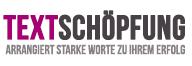 Textschöpfung Logo