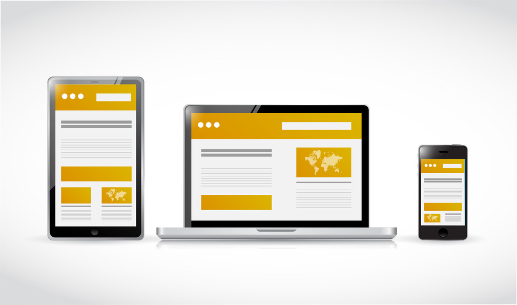 Webdesign, mobile Endgeräte, Usability